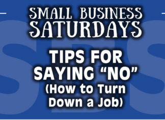 """Tips for Saying """"No"""" (Turning Down a Job)"""