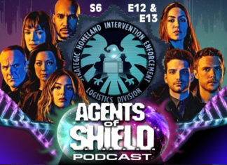 "Agents of SHIELD Podcast: Our Review of ""The Sign"" (S6E12) & ""New Life"" (S6E13)"