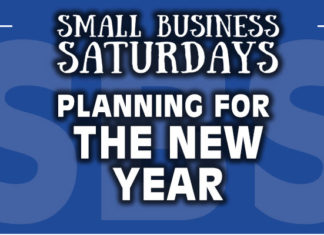 Small Business Saturdays: Planning for The New Year