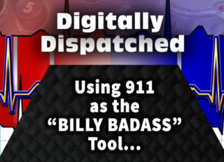 Digitally Dispatched: Unwanted Houseguest? Simply Dial 911... Right?