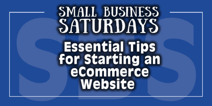 Essential Tips for Starting an eCommerce Website