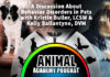 The Animal Academy Podcast: Behavior Disorders in Animals - A Conversation Every Pet Owner Needs to Hear...