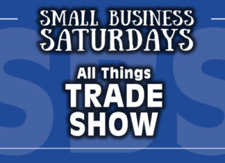 Small Business Saturdays: All Things Tradeshow...