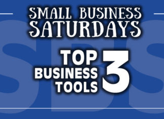 Small Business Saturdays: Top 3 Business Tools