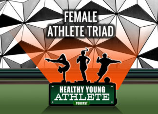 Healthy Young Athlete Podcast: Time to Learn More About The Female Athlete Triad...