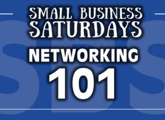 Small Business Saturdays Podcast: Networking 101