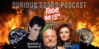 """Curious Goods: A Review of """"Bad Penny"""" - Season 3, Episode 6 of Friday The 13th: The Series"""