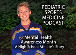 Episode 26: Mental Health Awareness Month - A High School Athlete's Story