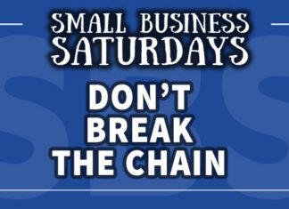 Small Business Saturdays Podcast: Don't Break the Chain...