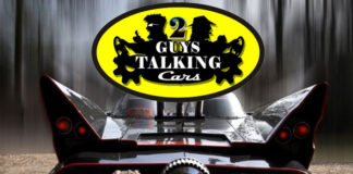 The Batmobiles: Which is YOUR Favorite? Recount Them All with 2GuysTalkingCars!